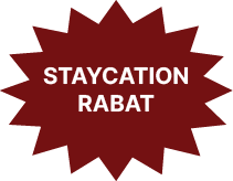 Staycation discount