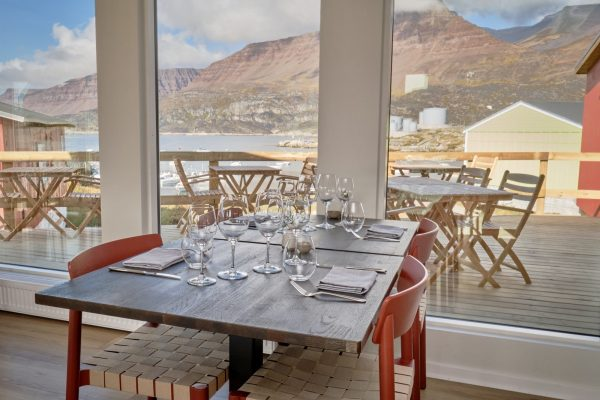 Restaurant Disko Island