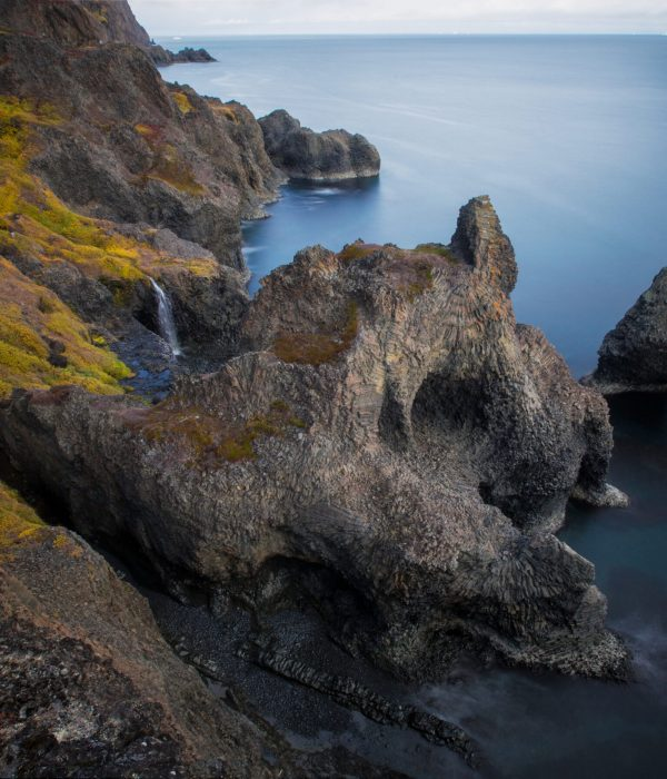 Volcanic Rocks in Kuannit